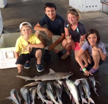 Summer Fishing 2015